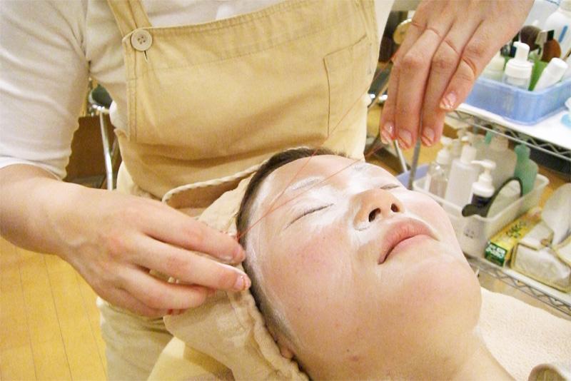 糸脱毛とは女性の繊細な肌のために開発された画期的な脱毛法